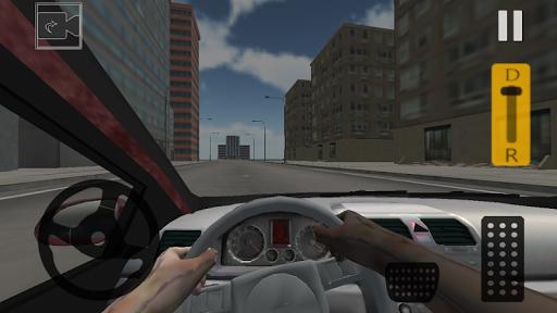 Popular Car Driving 1.0.1 screenshots 9