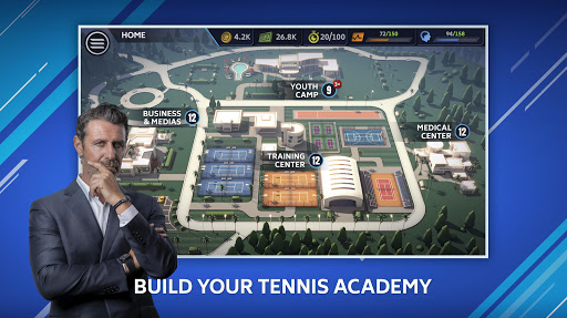 Tennis Manager 2020 – Mobile – World Pro Tour 1.26.5398 screenshots 1