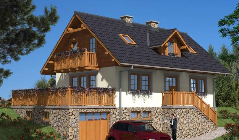 Budowa i użytkowanie domu na pochyłej działce może generować również pewne niedogodności.