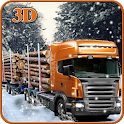 Snow Truck Simulator:4x4 icon