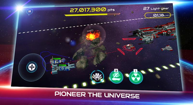 Starship battle Screenshot 7