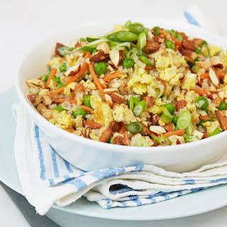 Cauliflower Fried Rice Bowl.