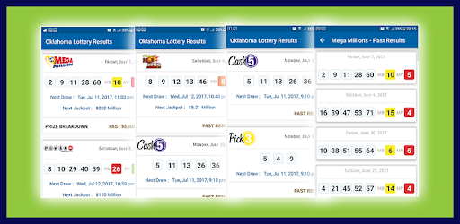 Oklahoma Lottery Results - Apps on Google Play