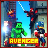 Tải Avenger Heroes Mod MCPE APK