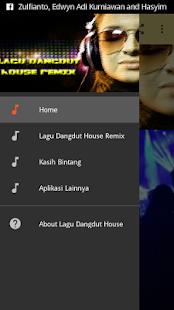 Lagu Dangdut House Remix Screenshot