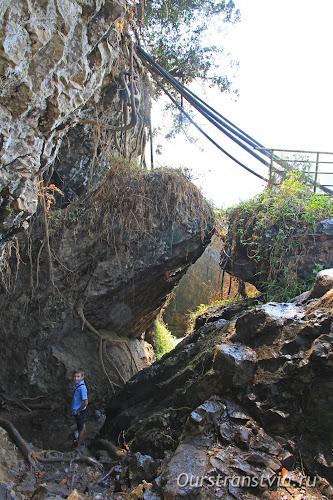 Вьетнам, Слоновий водопад