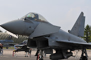 Photo: Typhoon Eurofighter