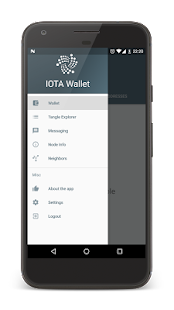 IOTA Wallet (BETA)- screenshot thumbnail