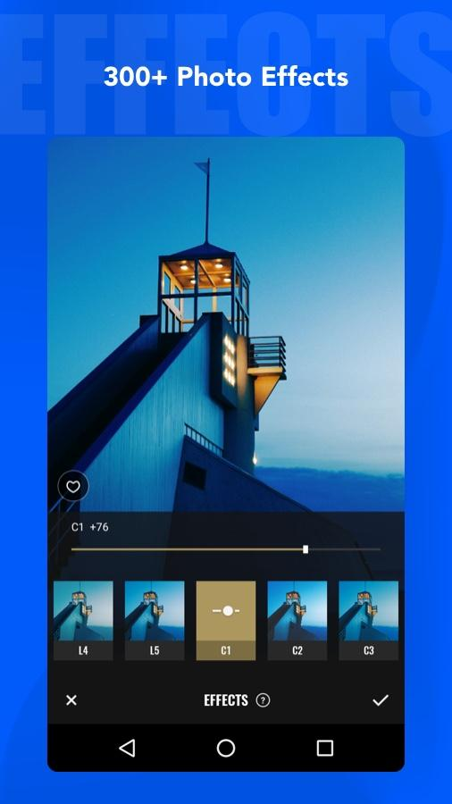 Fotor Photo Editor - Photo Collage & Photo Effects Screenshot 2