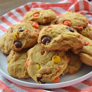 Reese's Pieces PB Cookies.