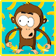 Kungfu Monkey: Bananas Attack