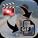 fácil de vídeo para GIF icon