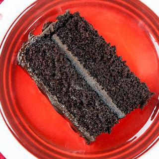 Dark Chocolate Espresso Cake Recipe