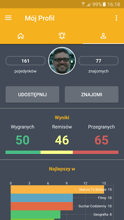 Quiz House by Matura To Bzdura- screenshot