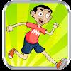 MR BEAN RUNNING ADVENTURE APK