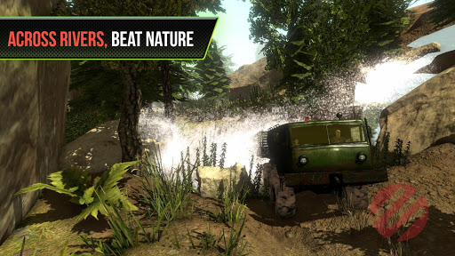 Truck Simulator OffRoad 4 2.8 screenshots 3