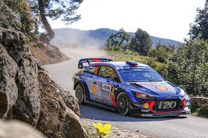 Hyundai Motor corre en casa en el Rallye de Alemania