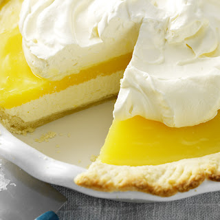 Lemon Supreme Pie.