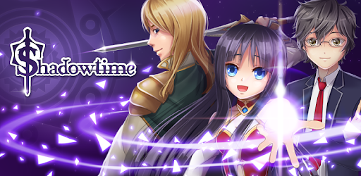Anime Love Story Games: ✨Shadowtime✨ game (apk) free download for Android/PC/Windows screenshot