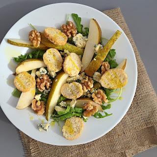 Stilton And Pear Salad Recipes