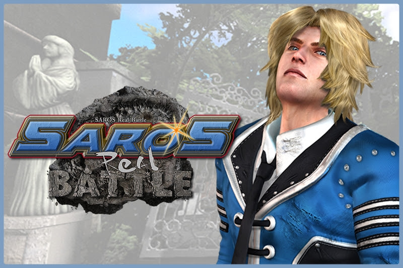 [Saros Real Battle] เหล่านักสู้ที่ถูกคัดเลือก