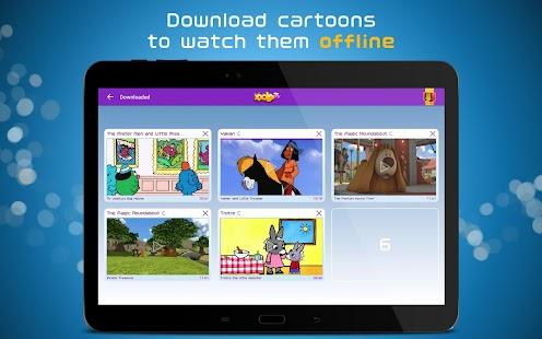 xooloo tv cartoons for kids screenshot thumbnail - Download Cartoons For Kids