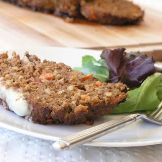 Sun-Dried Tomato Pesto Italian Meatloaf