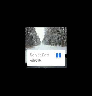 Server Cast Chromecast/SmartTV screenshot