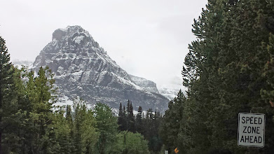 Photo: Now that's a real mountain!