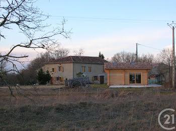 maison à Labessière-Candeil (81)