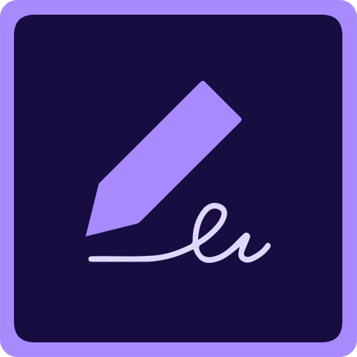 Adobe Fill & Sign: Easy PDF Doc & Form Filler. icon