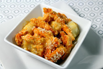 Buffalo Chicken & Creamy Ranch Potato Casserole Recipe