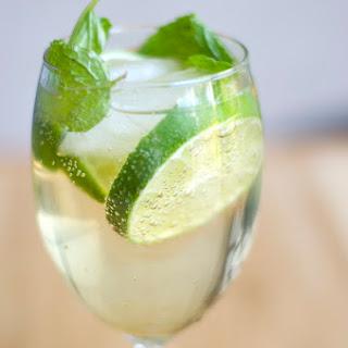 Hugo Cocktails.