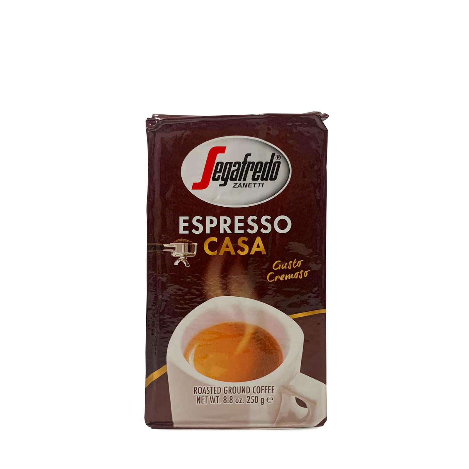 7. กาแฟคั่วบด เอสเพรสโซ คาซ่า เซกาเฟรโด