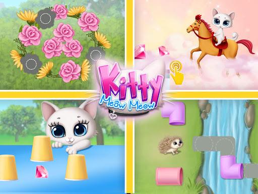 Kitty Meow Meow - My Cute Cat Day Care & Fun 2.0.125 screenshots 16