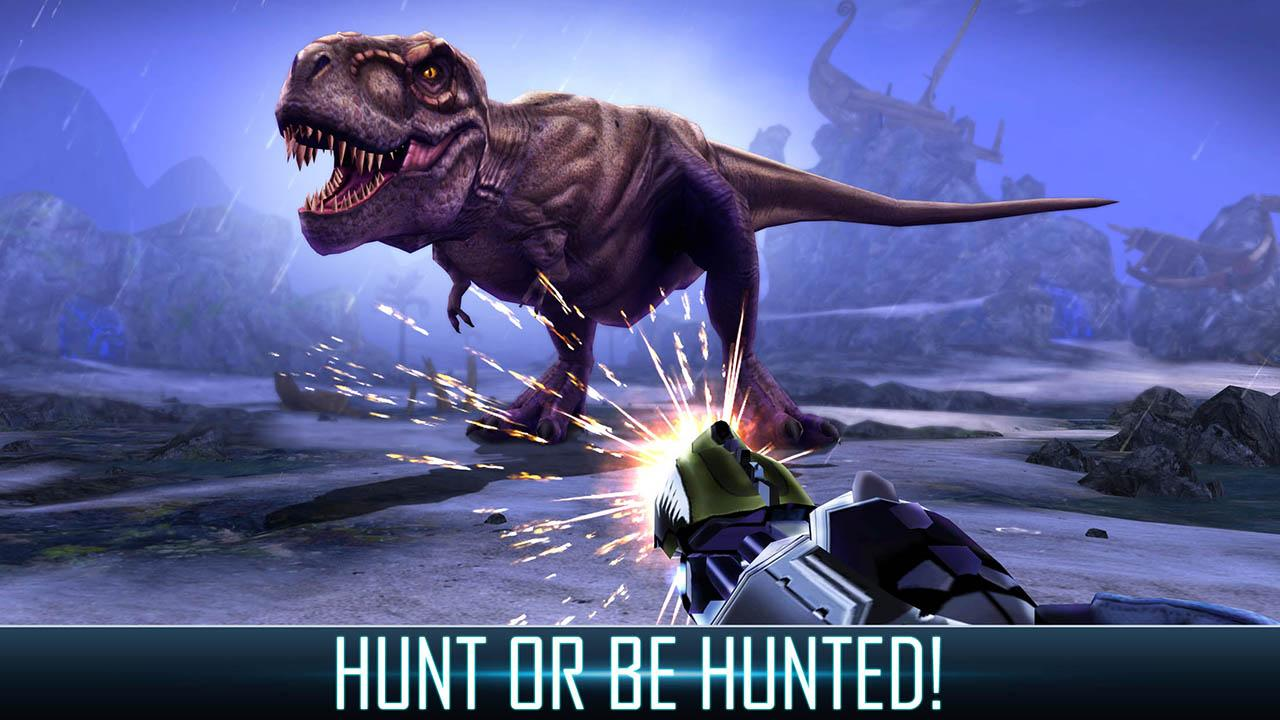 DINO HUNTER: DEADLY SHORES screenshot #2
