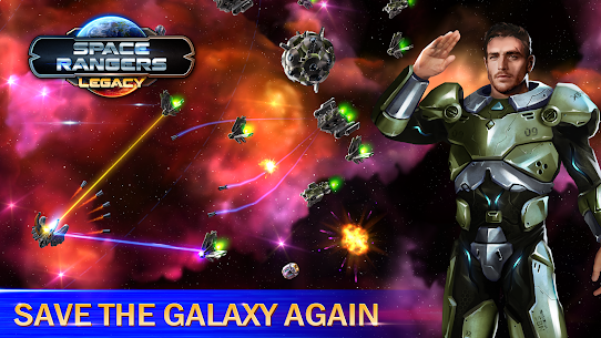 Space Rangers: Legacy 1.7.1 Android Mod + APK + Data 1