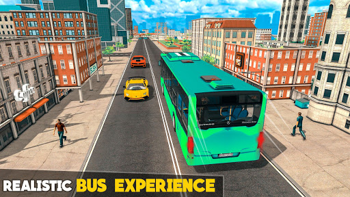 Tourist City Bus Simulator: Coach Driver 2020 ud83dude8d android2mod screenshots 1