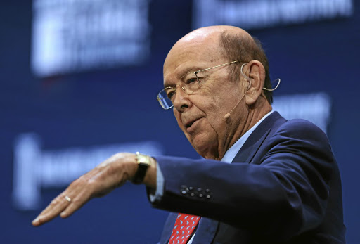Wilbur Ross. Picture: REUTERS