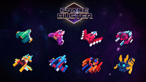 Space Buster - screenshot