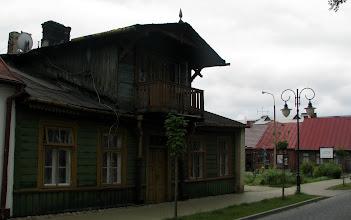 Photo: Włodawa. Przed II wojną światową była w większości miastem żydowskim.