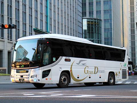JRバス関東「グランドリーム30号」 H677-14422
