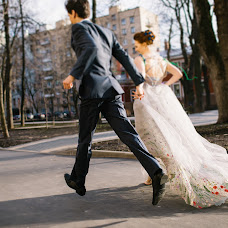 Wedding photographer Anna Smirnova (kisslota). Photo of 20.04.2018