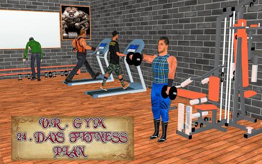 Virtual Gym Fitness Club:Yoga Simulator