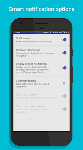 IDM+ Fastest download manager 5.0 [Pro Unlocked] Cracked Apk 8