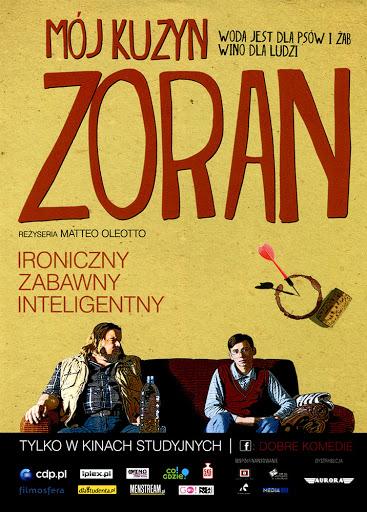 Przód ulotki filmu 'Mój Kuzyn Zoran'