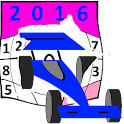 Indycar Calendar 2016 icon