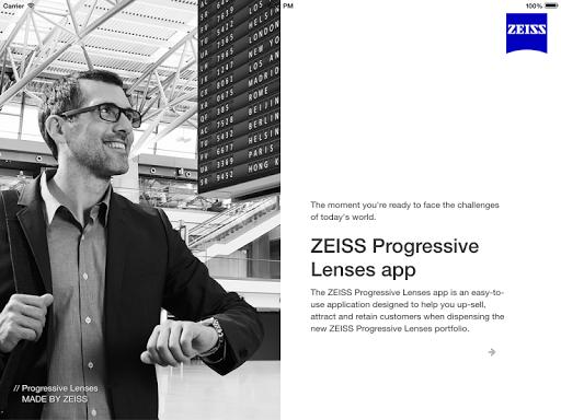 Progressive Lenses ZH-TW