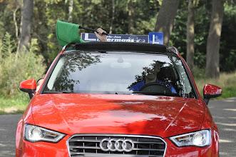 Photo: Groene vlag: parcours wordt vrijgegeven na heat 2.