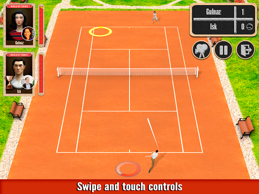 World of Tennis: Roaring u201920s u2014 online sports game 4.8.2 screenshots 10